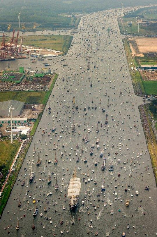 sailing amsterdam